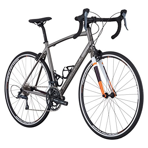Diamondback Bicycles Airen Sport Women's Endurance Road Bike, Silver, 50cm/X-Small Diamondback Bikes