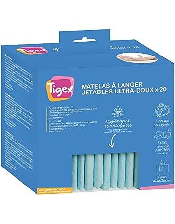 Tigex - Cambiador y esponja
