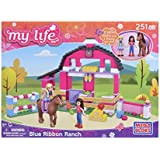 myLife Brand Products Mega Bloks My Life As Blue Ribbon Ranch Playset