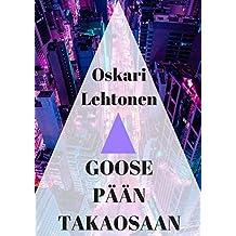 Goose pään takaosaan (Finnish Edition)
