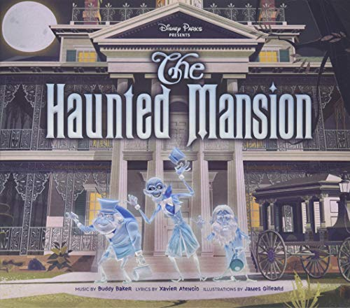 Disney Parks Presents The Haunted -