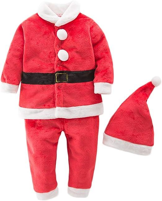Tilcasoor Disfraz de Navidad, Niños, Niñas, Niños Pequeños, Trajes ...