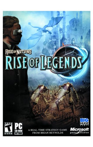 Factory Race System - Rise Of Nations: Rise of Legends - PC