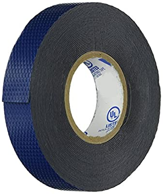Gardner Bender RTP-3422 Self-Sealing Tape, Silicone Electrical Tape, ¾ Inch. x 22 ft., Home / Auto / Marine / Electric Applications, Indoor / Outdoor Use, Repair / Seal / Insulate & Protect, Black