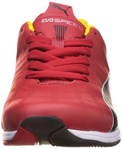 De Corsa Nm Hombre Deporte black 1 rosso 4 Puma Zapatillas Rojo Evospeed Sf Rouge YBSS4w