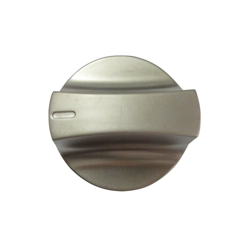 Earth Star 57/mm OD Metall BBQ Herd Knopf f/ür 8/mm Schaft Ventil
