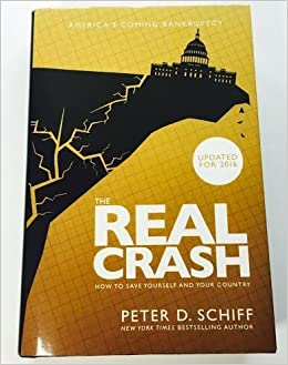 The Real Crash >> Amazon Com The Real Crash America S Coming Bankruptcy How