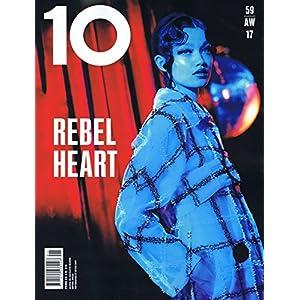 10 Magazine 表紙画像