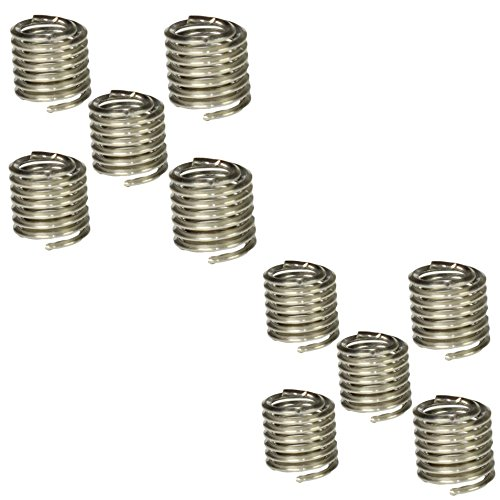 (Helicoil Type Thread Repair Inserts 3/16 BSF x 1.5D 10pc Wire Thread Insert)