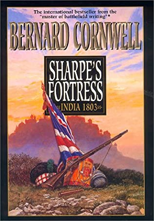 book cover of Sharpe\'s Fortress