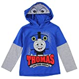 Thomas the Tank Engine Baby Boys Toddler Hooded T Shirt
