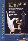 The Bolshoi Ballet - Gold Edition [3 DVDs]