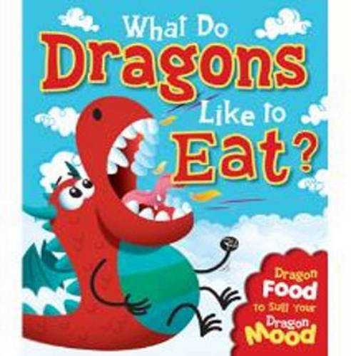 Download What Do Dragons Like to Eat? (Picture Flats Portrait H/Mark) pdf epub