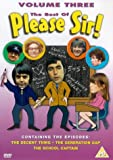 Please Sir!: The Best Of - Volume 3 [DVD]