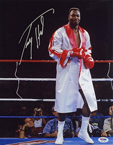 Autographed Larry Holmes Photograph - 11 - Larry Holmes Photograph Shopping Results