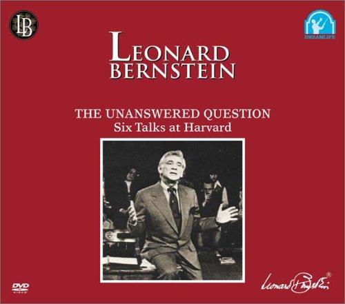 レナードバーンスタイン/答えのない質問(通常価格盤) [DVD] B000BR2M30