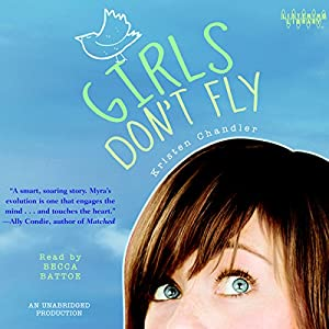 Girls Don't Fly Audiobook