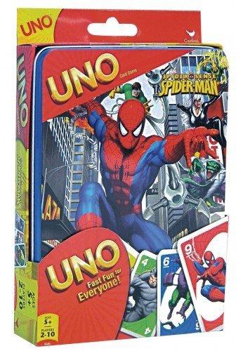 Marvel Spider Sense Spider-man Uno