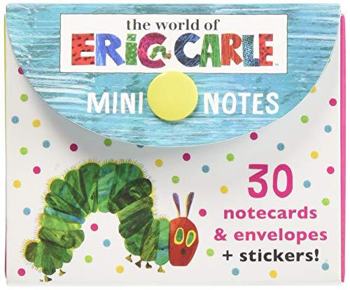 The World of Eric Carle(TM) Mini Notes ()