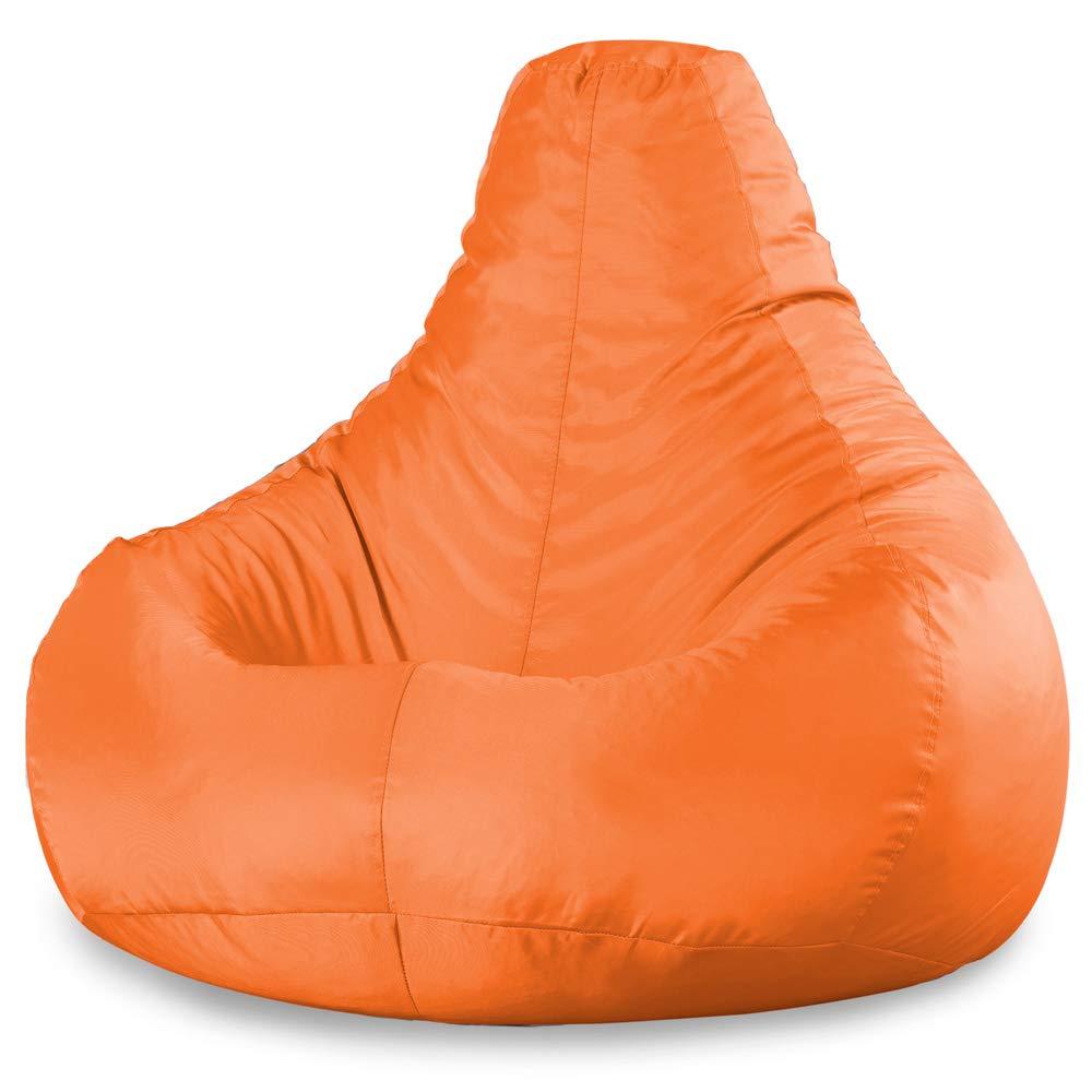 Bean Bag Bazaar - Puf reclinable (para Interiores o Exteriores, Impermeable) - Puffs Asiento (Chartreuse Verde): Amazon.es: Hogar