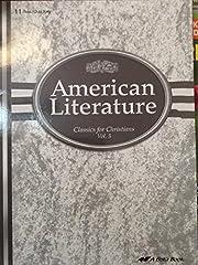 American Literature.. classics for…
