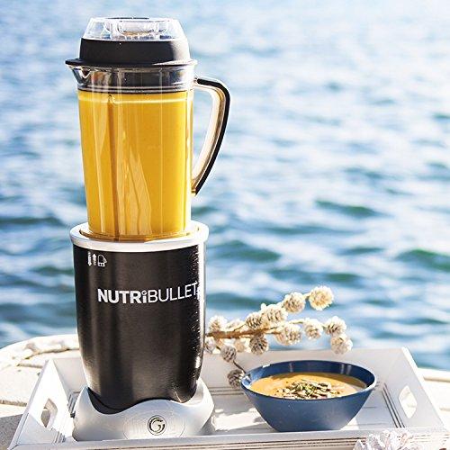 Nutribullet Magic Bullet Rx N17-1012 Blender Black
