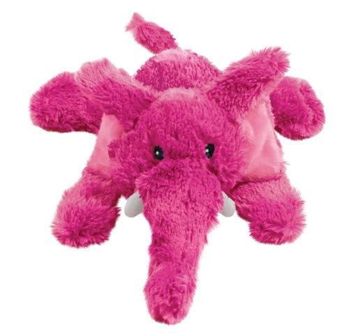 KONG Elmer Elephant Cozie Dog Toy, Small