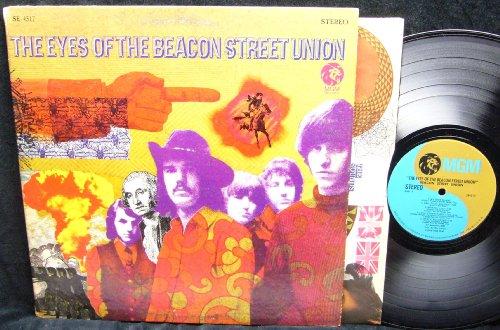 Eyes of the Beacon Street Union (USA 1st pressing vinyl LP)