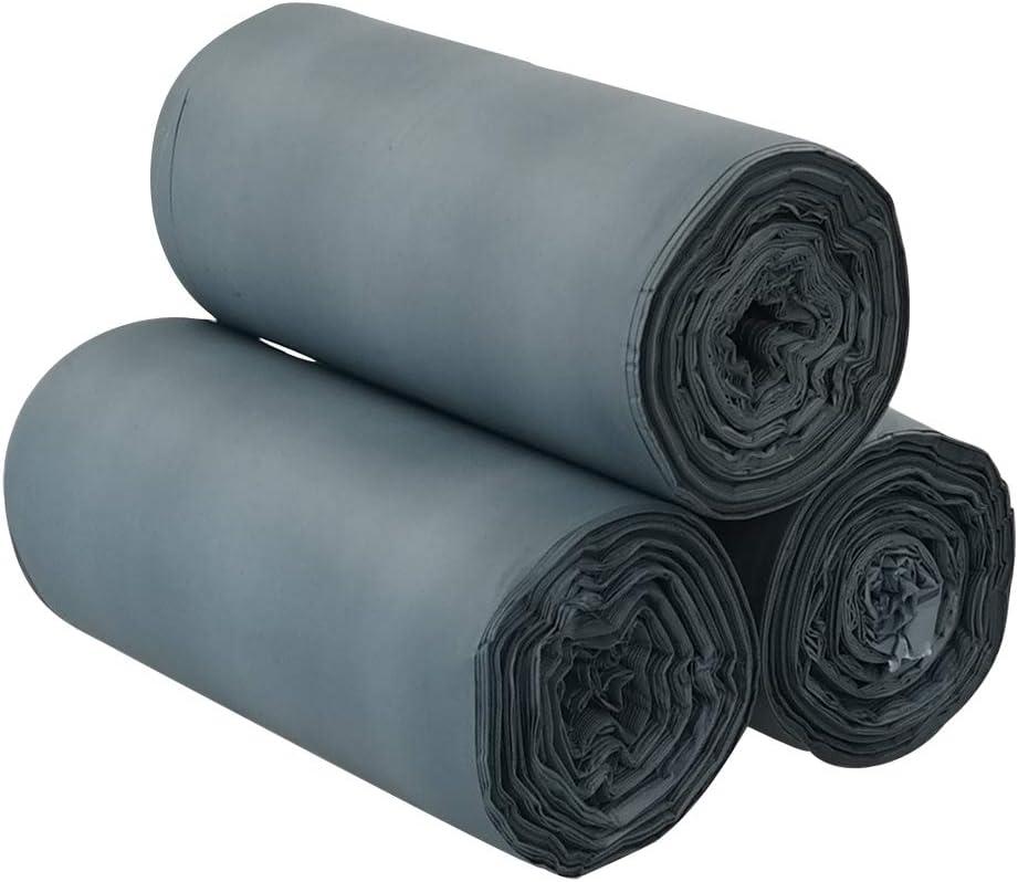 Callyne 3 Gallon Biodegradable Waste Bag, Kitchen Food Scrap Bags, 105 Counts, Gray, F