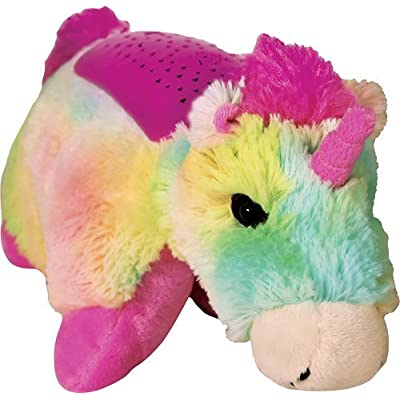 Pillow Pets DreamLites Rainbow Unicorn: Toys & Games