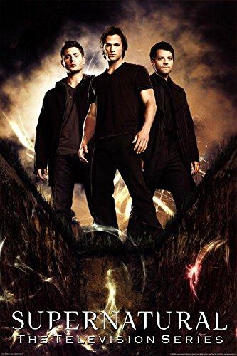 Supernatural - Trio TV Poster