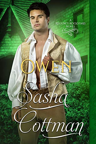 Owen by Sasha Cottman