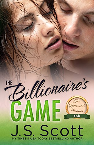 Billionaires Game Kade Obsession Book ebook product image