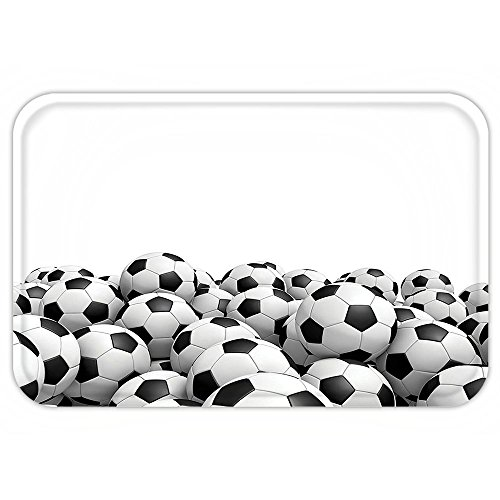 MatSportDecor Collection Illustration Of Soccer Ball Championship Tournament Stadium Exercise (Twill Championship Jacket)