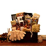 Cheap Gift for Her Vanilla & Caramel Spa Gift Basket