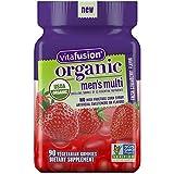 Vitafusion Men's Organic Gummy Multivitamin 90ct