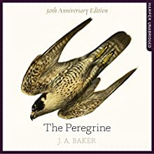 The Peregrine: 50th Anniversary Edition: Afterword by Robert Macfarlane Audiobook by J. A. Baker, Mark Cocker - introduction, Robert Macfarlane - afterword, John Fanshawe - editor Narrated by Dugald Bruce-Lockhart