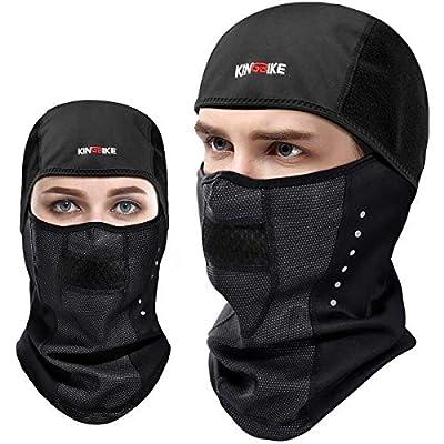 KINGBIKE Balaclava Ski Face Mask