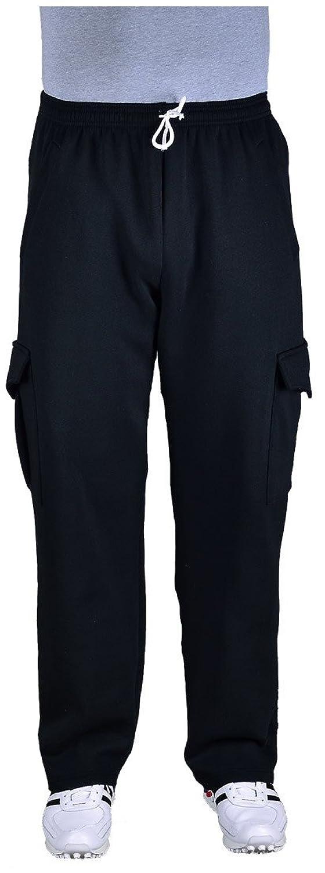 Big Mens Black BTS Arthur 33 Inch IL Cargo Pants 2xl 3xl 4xl 5xl 6xl 7xl 8xl