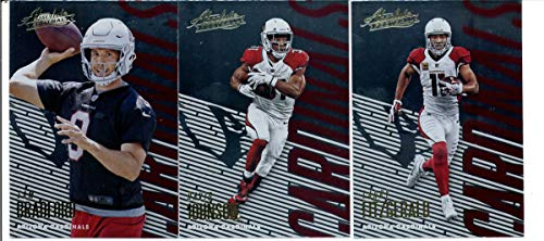 becea736c0d 2018 Absolute Team Set Sam Bradford David Johnson Larry Fitzgerald ...
