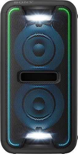 - Sony GTKXB7BC High Power Home Audio System with Bluetooth (Black)