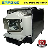 Emazne VLT-XD221LP Projector Replacement Compatible Lamp With Housing For Mitsubishi GS-316 Mitsubishi GX-318 Mitsubishi SD220U Mitsubishi XD221U