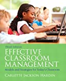 Effective Classroom Management 3rd Edition