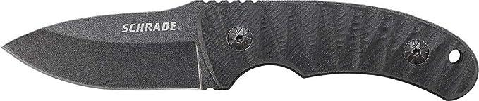 9. Schrade SCHF57 Fixed Blade Tactical Knife
