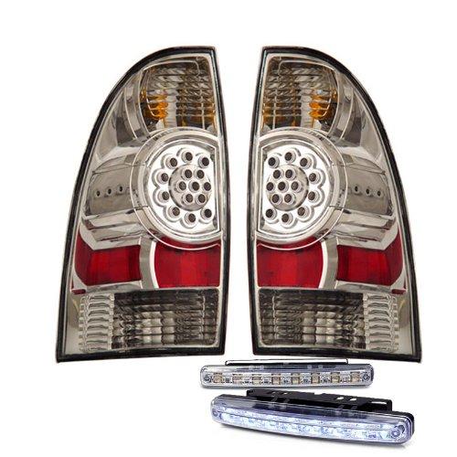 TOYOTA PICK UP TACOMA TAIL LIGHT LEFT (DRIVER SIDE) 2005-2008