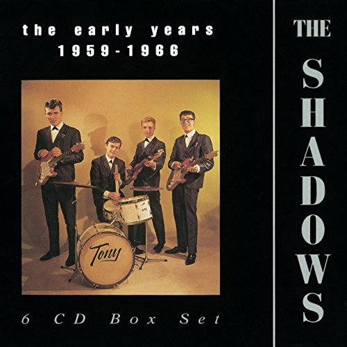 The Shadows - The Early Years - Their Complete Studio Recordings 1959-1966 [6CD Box Set] (2013) [CD FLAC] Download
