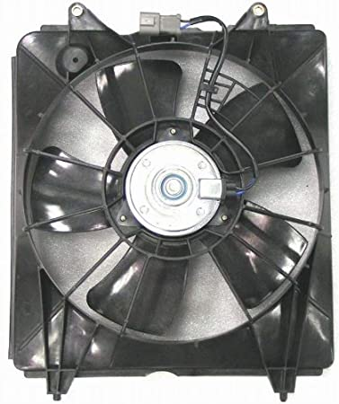 Depo 317-55031-100 Radiator Fan Assembly