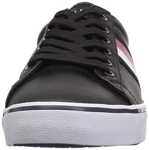 Paris Black Black Hilfiger Paris Sneaker Sneaker Hilfiger Black Tommy Hilfiger Tommy Paris Sneaker Tommy Tommy qHwA7I6Uq