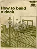 How to Build a Deck (WOL-101-OW)