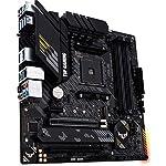 ASUS TUF Gaming B550M-PLUS AMD AM4 (3rd Gen Ryzen Micro ATX Gaming Motherboard (PCIe 4.0, 2.5Gb LAN, BIOS Flashback…